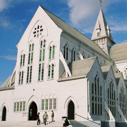 st. cathedral church guyana