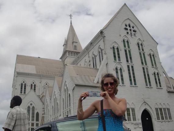 st. cathedral guyana