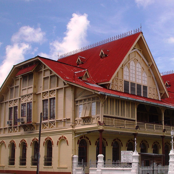 The High Court Guyana