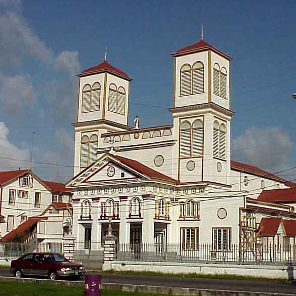 Church of The Sacred Heart Guyana