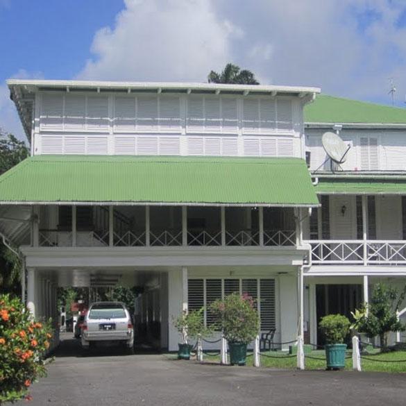 Ashington Group Meeting Hut: Sightseeing Guyana